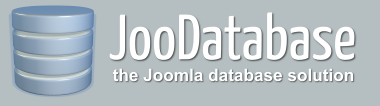 JooDatabase - The Joomla database solution